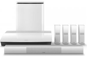 Bose Lifestyle 650 home theater system(white)(sys)