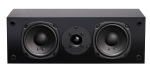 NHT SuperCenter Center channel speaker(black)(each)