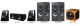 Phase 525 Series Free-Standing DP1051 FS (black)(system)