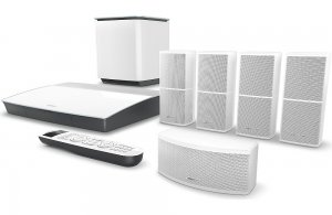 Bose Lifestyle 600 home entertainment system (white)