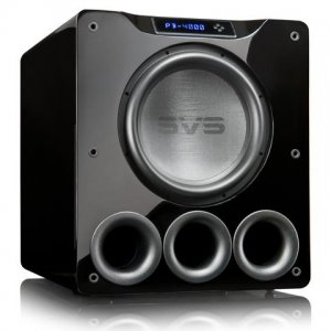 SVS PB-4000 Subwoofer(gloss piano black)(each)
