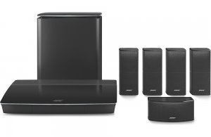 Bose Lifestyle 600 home entertainment system (black)