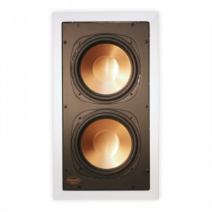 Klipsch RW-5802 II In-Wall Subwoofer(each)