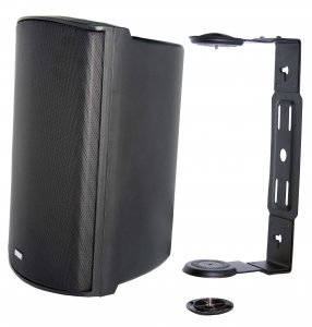 Earthquake Sound AWS 602B Outdoor Speakers (black)(pair)