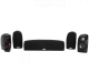 Polk Audio TL250 5-pack Compact home theater audio system.(black)(sys)