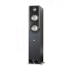 Polk Audio S50 HiFi Home Theater Tower Speaker (black walnut