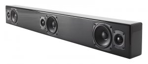 M&K Sound MP-9 Soundbar(black)(each)