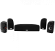 Polk Audio TL150 Five piece surround sound system(black)(sys)