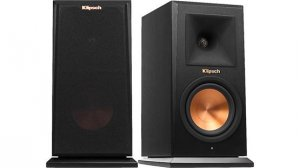 Klipsch RP-140WM Reference Premiere HD Wireless Wireless bookshelf speakers (black)(pair)