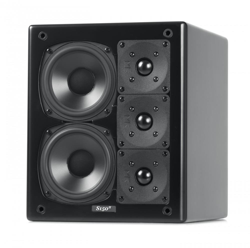 M&K Sound S150 Monitor(black)(each)
