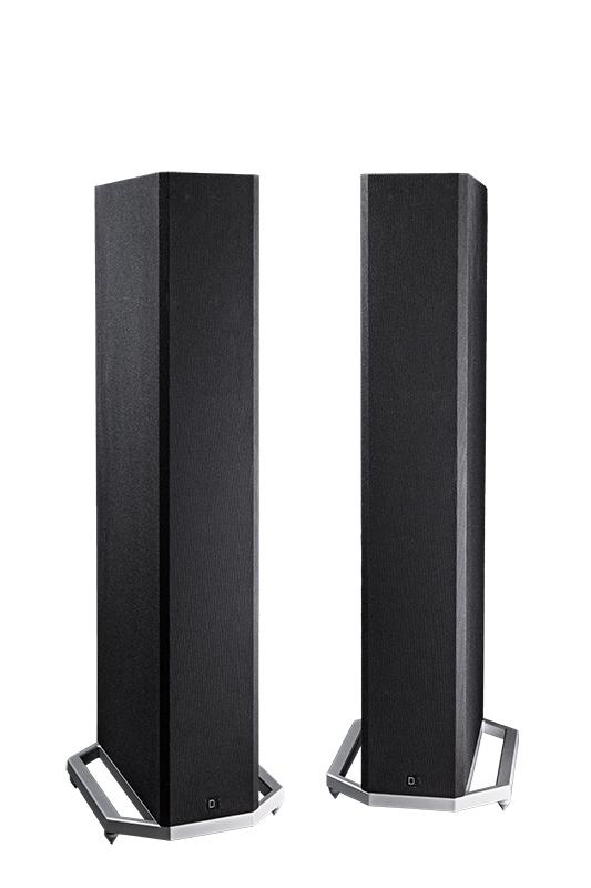 definitive audio. definitive technology bp9020 high-performance bipolar tower speaker (black)(each) audio