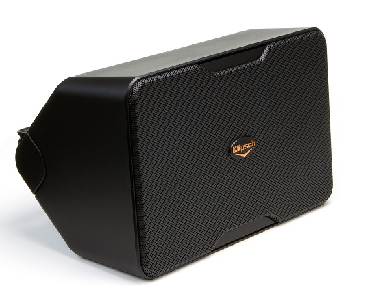 Klipsch CP-6 Outdoor Speaker(black)(pair) - Click Image to Close
