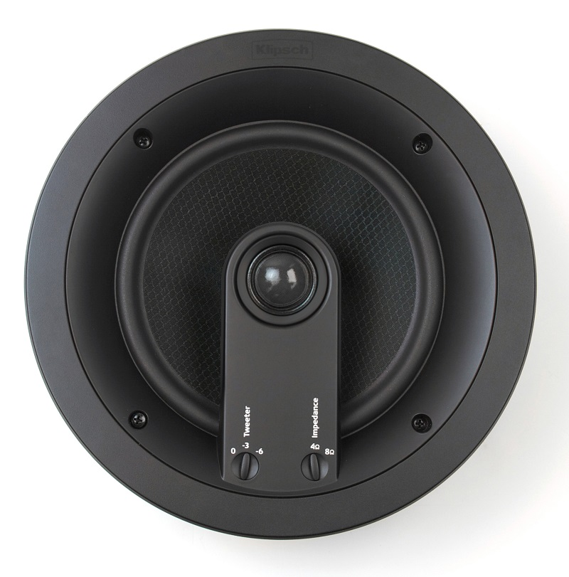 Klipsch PRO-6800-C In-ceiling Speaker (pair) - Click Image to Close