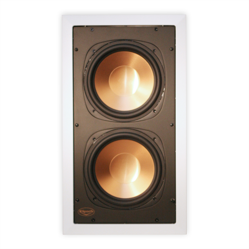 Klipsch RW-5802 II In-Wall Subwoofer(each) - Click Image to Close