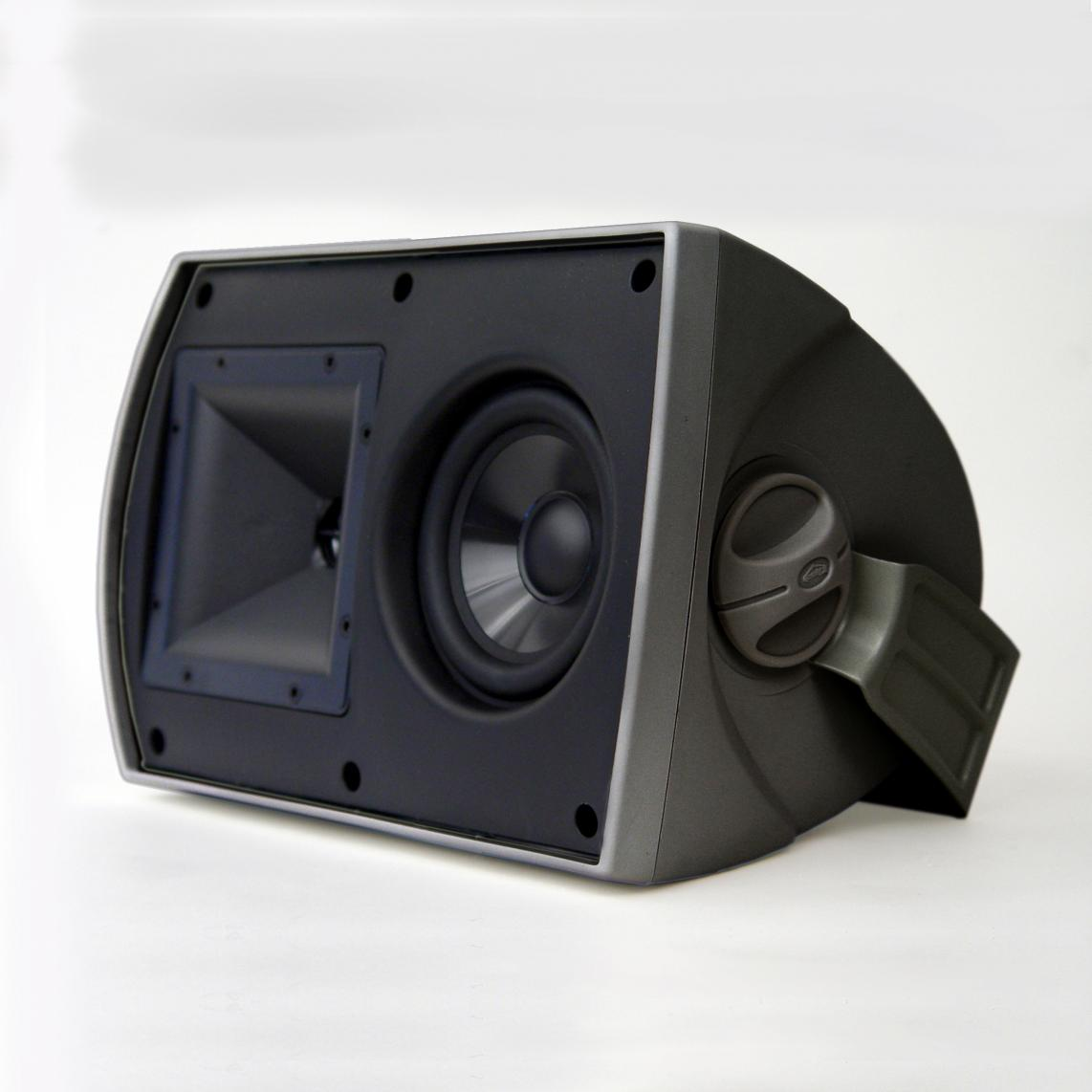 Klipsch AW-525 Outdoor Speaker(black)(pair) - Click Image to Close