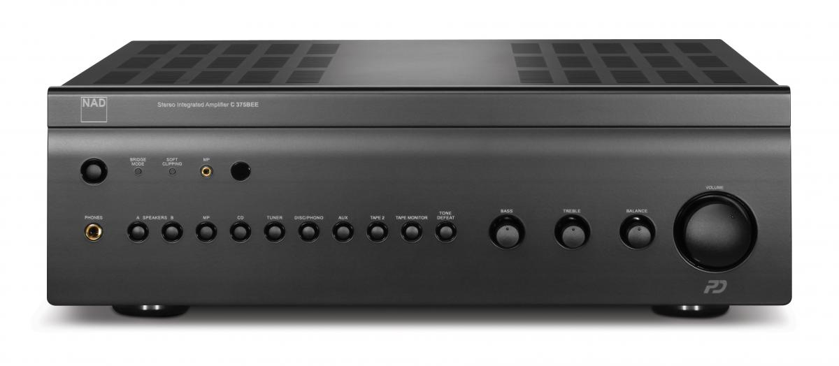 NAD C 375BEE Integrated Amplifier (each) NAD C 375BEE ...