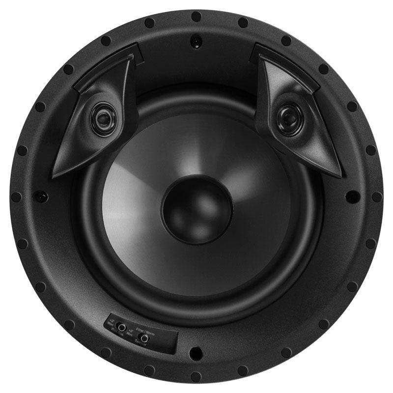 Polk Audio 80 F X Ls 8 Two Way Surround Pair Polk