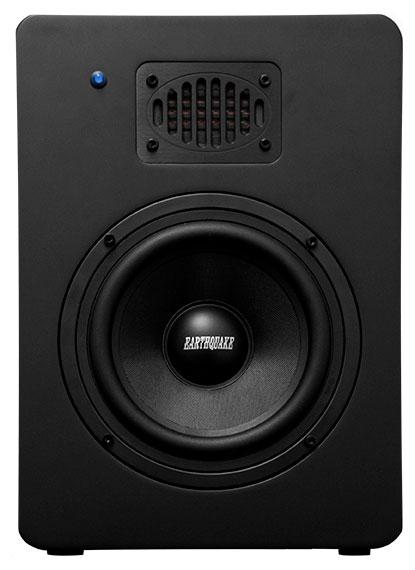 Earthquake Sound MPower 6 Bookshelf Speakerblackeach